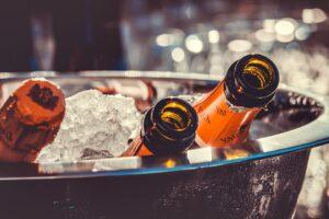 ośrodek wypoczynkowy sylwester szampan schłodzony